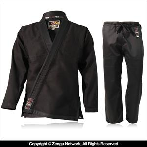 Summerweight BJJ Gi (Black)